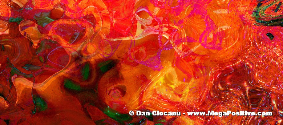 abstract art for sale - orange abstract art for office